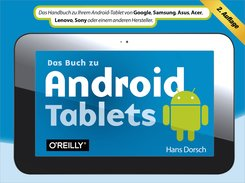 Das Buch zu Android-Tablets (eBook, PDF)