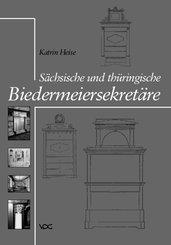 Sächsische und thüringische Biedermeiersekretäre (eBook, PDF)