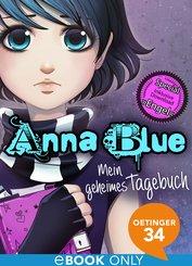 Anna Blue. Mein geheimes Tagebuch (eBook, ePUB)