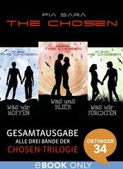 The Chosen. Gesamtausgabe (eBook, ePUB)
