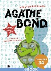Agathe Bond. Cool wie das Wasser im Pool (eBook, ePUB)