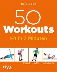 50 Workouts - Fit in 7 Minuten (eBook, PDF)