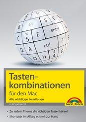 Tastenkombinationen für den Mac (eBook, ePUB)