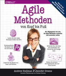 Agile Methoden von Kopf bis Fuß (eBook, PDF)