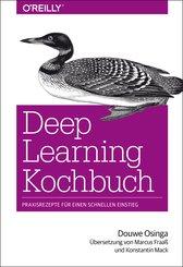 Deep Learning Kochbuch (eBook, ePUB)