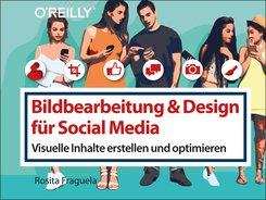 Bildbearbeitung & Design für Social Media (eBook, PDF)