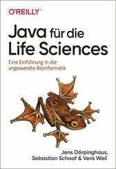 Java für die Life Sciences (eBook, PDF)