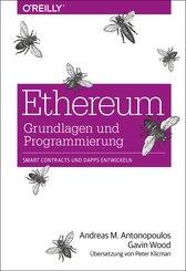Ethereum - Grundlagen und Programmierung (eBook, ePUB)