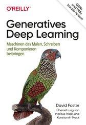 Generatives Deep Learning (eBook, ePUB)