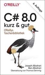 C# 8.0 - kurz & gut (eBook, ePUB)