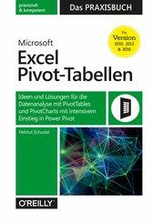 Microsoft Excel Pivot-Tabellen - Das Praxisbuch (eBook, ePUB)