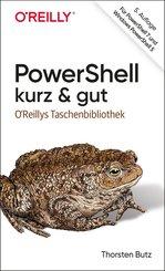 PowerShell - kurz & gut (eBook, PDF)