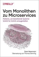 Vom Monolithen zu Microservices (eBook, ePUB)