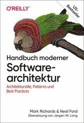 Handbuch moderner Softwarearchitektur (eBook, PDF)