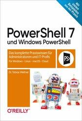 PowerShell 7 und Windows PowerShell (eBook, ePUB)