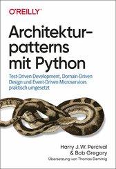 Architekturpatterns mit Python (eBook, PDF)