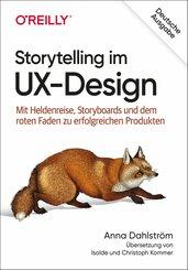 Storytelling im UX-Design (eBook, ePUB)
