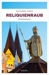 Reliquienraub (eBook, ePUB)