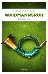 Waidmannsruh (eBook, ePUB)