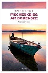 Fischerkrieg am Bodensee (eBook, ePUB)