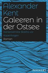 Galeeren in der Ostsee (eBook, ePUB)