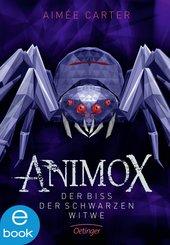Animox. Der Biss der Schwarzen Witwe (eBook, ePUB)