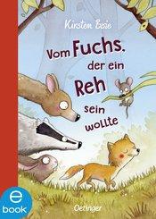 Vom Fuchs, der ein Reh sein wollte (eBook, ePUB)