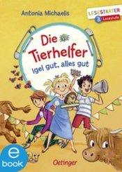 Die Tierhelfer 1 (eBook, ePUB)