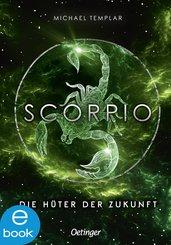 Die Sternen-Saga 3. Scorpio (eBook, ePUB)