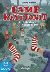 Camp Kryptonit (eBook, ePUB)