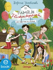 Familie Flickenteppich 2 (eBook, ePUB)