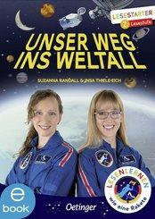 Unser Weg ins Weltall (eBook, ePUB)