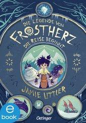 Die Legende von Frostherz 1 (eBook, ePUB)