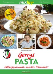 MIXtipp Gerrys Pasta (eBook, ePUB)