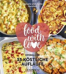 Herzfeld: 33 köstliche Aufläufe (eBook, ePUB)