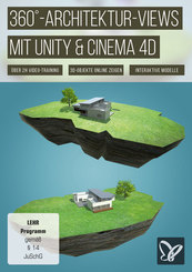 360°-Architektur-Views mit Unity und Cinema 4D