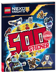 LEGO® NEXO KNIGHTS™ - 500 Sticker