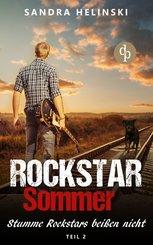 Stumme Rockstars beißen nicht -  Rockstar Sommer (Teil 2) (eBook, ePUB)