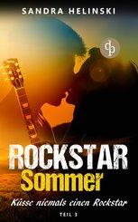 Küsse niemals einen Rockstar - Rockstar Sommer (Teil 3) (eBook, ePUB)