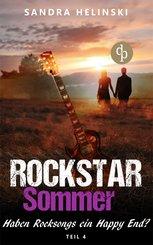 Haben Rocksongs ein Happy End? - Rockstar Sommer (Teil 4) (eBook, ePUB)