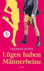Lügen haben Männerbeine (Humor, Liebe) (eBook, ePUB)