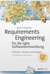 Requirements Engineering für die agile Softwareentwicklung (eBook, ePUB)
