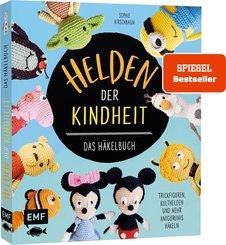 Helden der Kindheit - Das Häkelbuch - Trickfiguren, Kulthelden und mehr Amigurumis häkeln (eBook, ePUB)