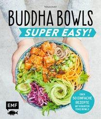 Buddha Bowls - Super Easy! (eBook, ePUB)