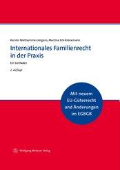 Internationales Familienrecht in der Praxis (eBook, PDF)