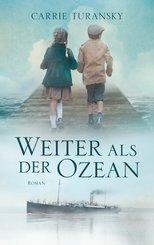 Weiter als der Ozean (eBook, ePUB)