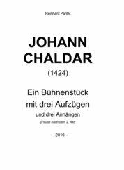 JOHANN  CHALDAR  (1424) (eBook, PDF)