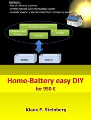 Home-Battery easy DIY for 950  (eBook, PDF)
