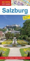 GO VISTA: Reiseführer Salzburg (eBook, ePUB)
