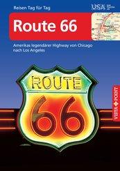 Route 66 - VISTA POINT Reiseführer Reisen Tag für Tag (eBook, ePUB)